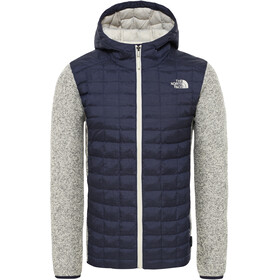 The North Face ThermoBall Gordon Lyons Chaqueta con capucha Hombre, montague blue/vintage white heather